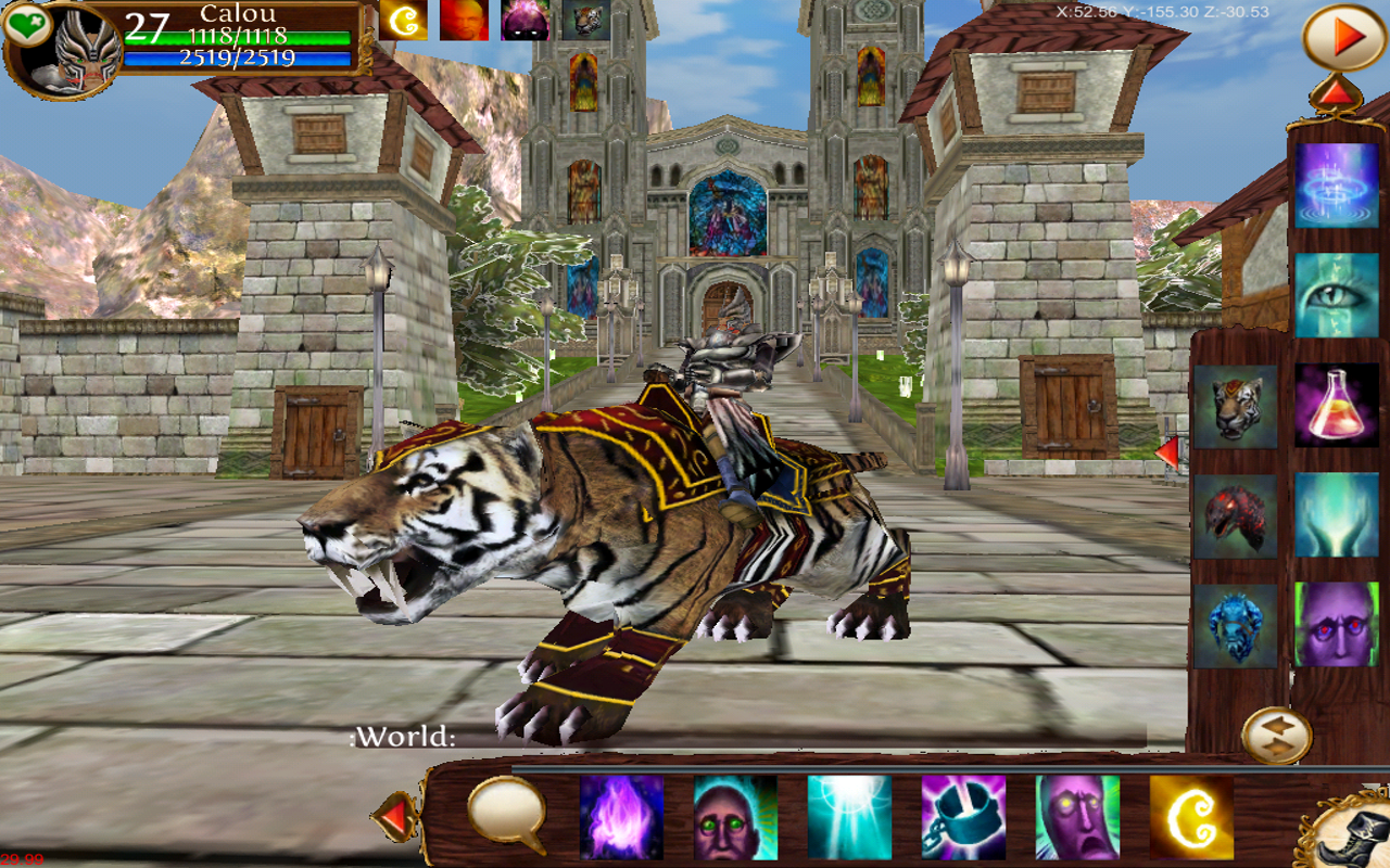 Amazon.com: Midgard Rising 3D MMORPG (Kindle Tablet Edition): Appstore for  Android