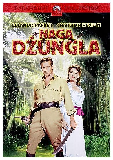 Amazon.com: The Naked Jungle (1954) / All Region DVD
