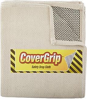 covergrip quick drop 8 oz canvas safety drop cloth