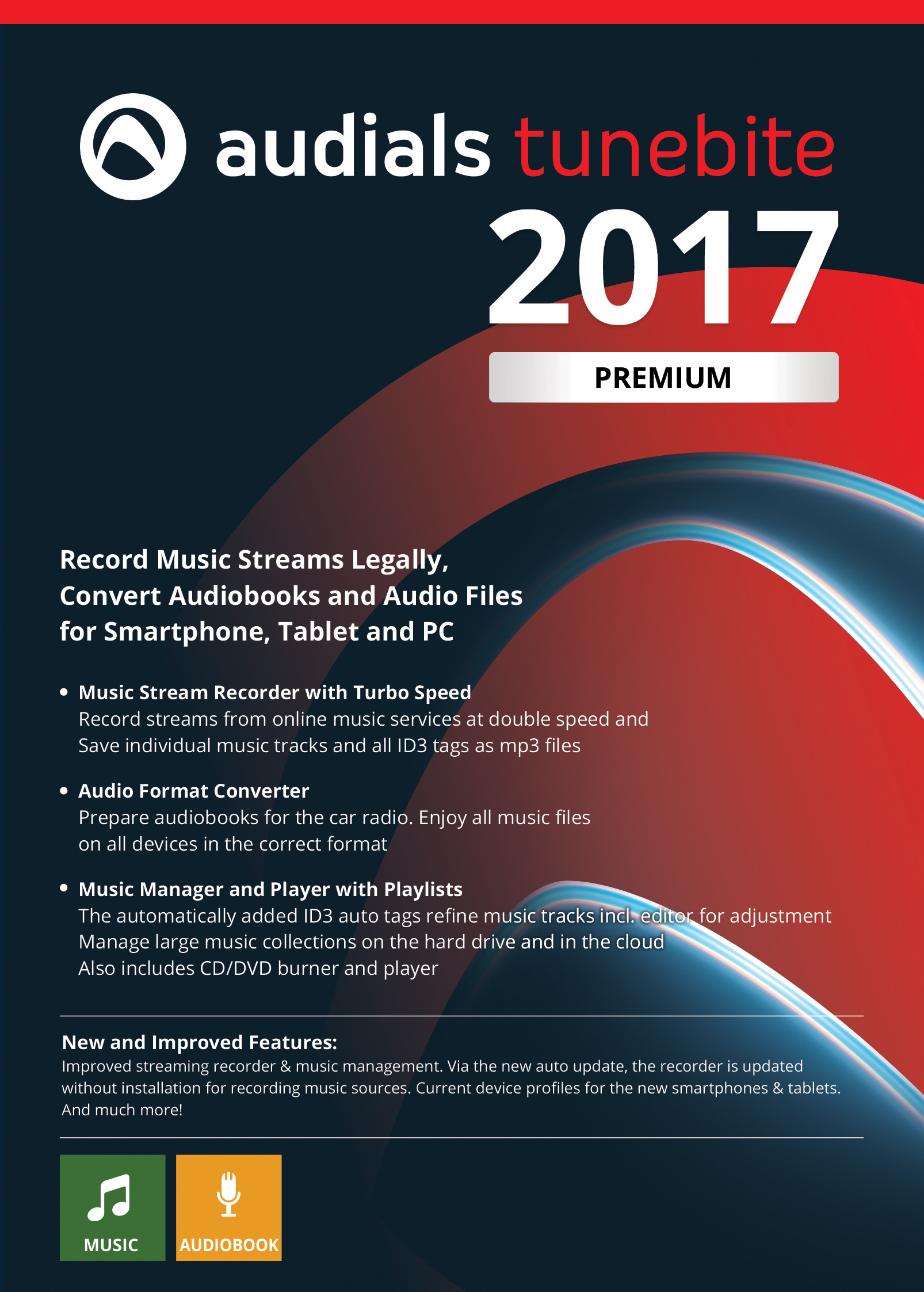 Audials Tunebite 2017 Premium   Save Music From Paid Services And Websites Easily  Download