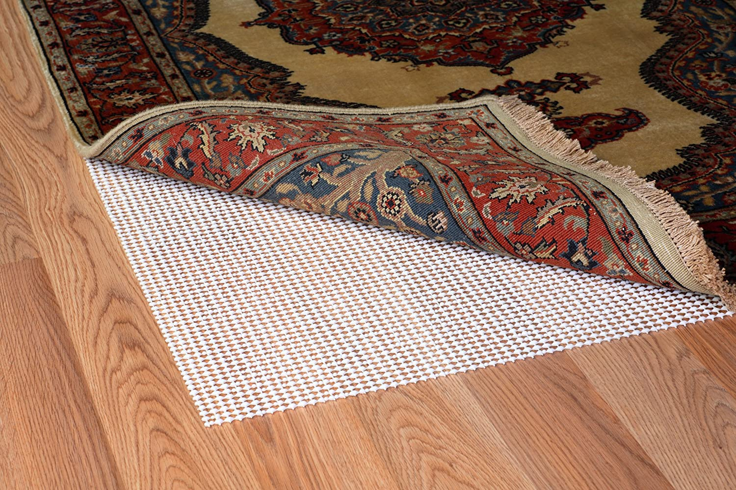 rug 2 x 4. amazon.com: ultra stop non-slip indoor rug pad, size: 2\u0027 x 4\u0027 pad: kitchen \u0026 dining 2 4 )