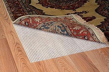 Ultra Stop Non Slip Indoor Rug Pad, Size: 5u0027 X 8u0027