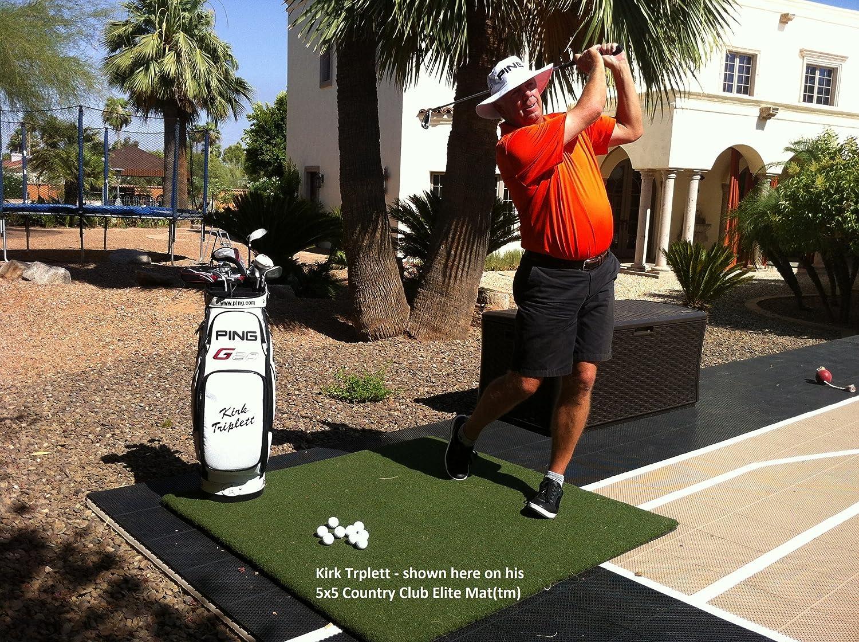 ball stacker pyramid golf mats personal size durapro watch youtube mat