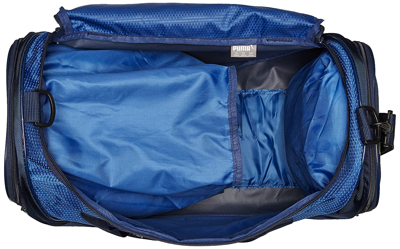 3a957cf763 PUMA Mens PV1457-GRY Puma Men s Contender Duffel Sports Duffel Bags - Black  - One Size  Amazon.com.au  Fashion