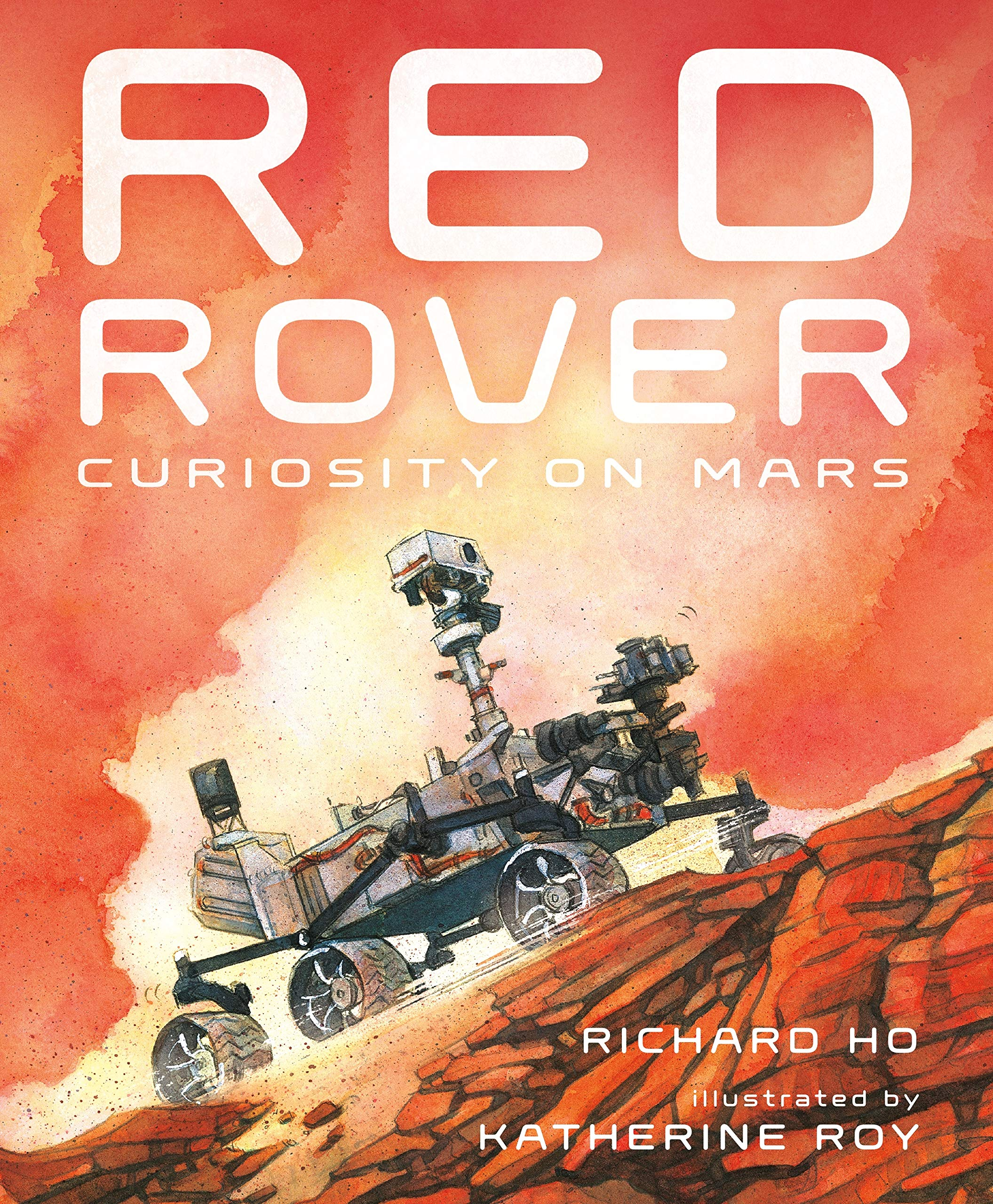 Image result for katherine roy rover mars book""