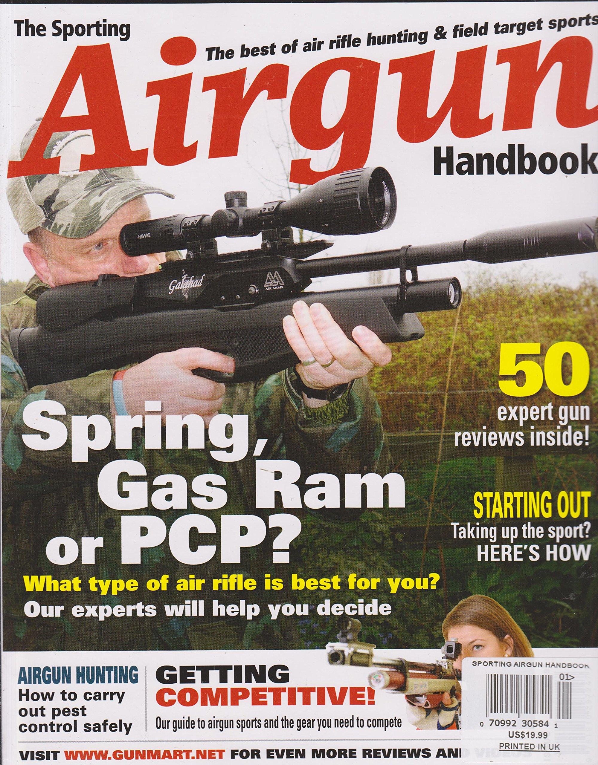 The Sporting Airgun Handbook Magazine Issue 9 PDF