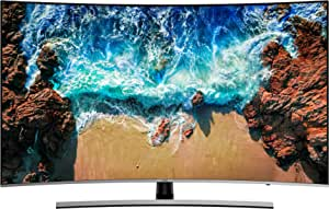 "Samsung UN55NU8500FXZX Smart TV Curvo 55"" 4K Ultra HD, 3 HDMI, 2 USB, Slate Black/Eclipse Silver (2018)"