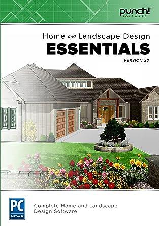 Punch Home Landscape Design Essentials V20 Download Amazon