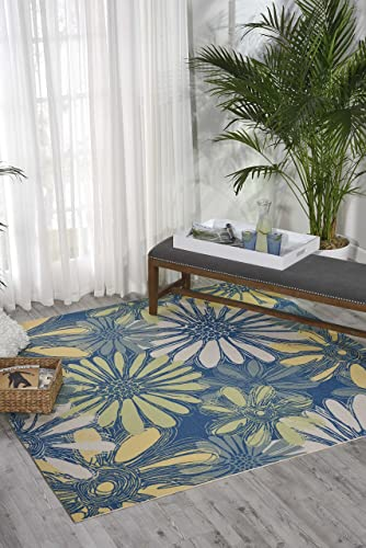 Nourison RS021 Indoor Outdoor Collection Area Rug