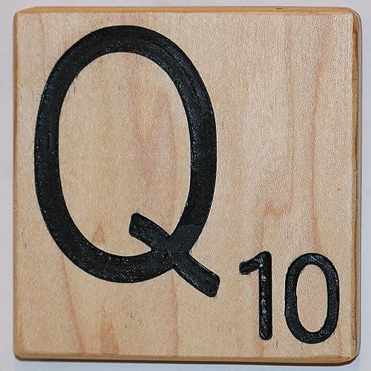 Grandes letras del Scrabble Tile: Amazon.es: Hogar