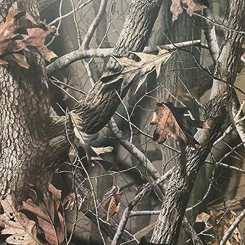 Camouflage Scrapbook Paper Realtree Mossy Oak Acid Free 5