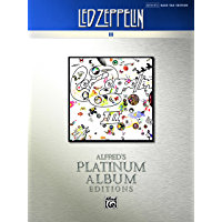 Led Zeppelin: III Platinum Bass Guitar: Authentic Bass TAB (Alfred's Platinum Album Editions) book cover