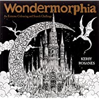 Wondermorphia: An Extreme Colouring and Search Challenge