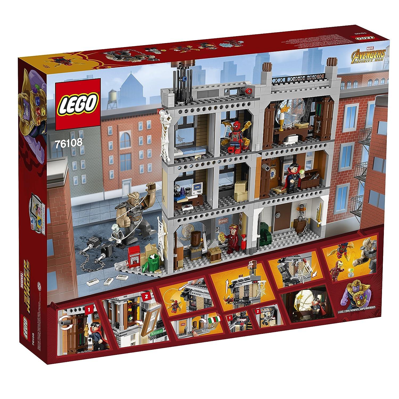 Ultimate Marvel Universe Infinity War Lego DYI Minifigure Doctor Strange