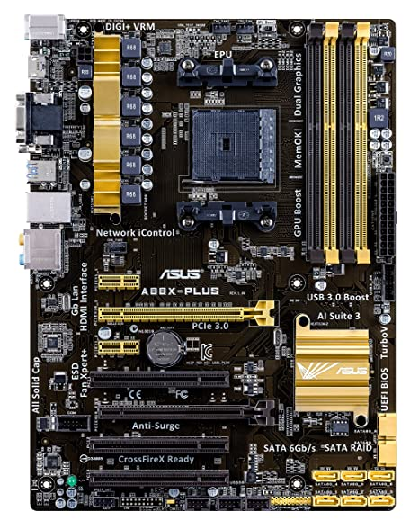Asus A88X-Plus - Placa Base