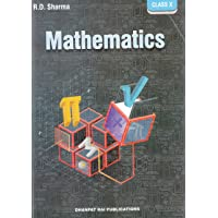 Mathematics for Class 10 by R D Sharma (2019-2020 Session)