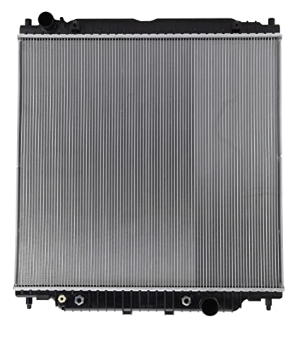 Spectra Premium CU2887 Complete Radiator for Ford