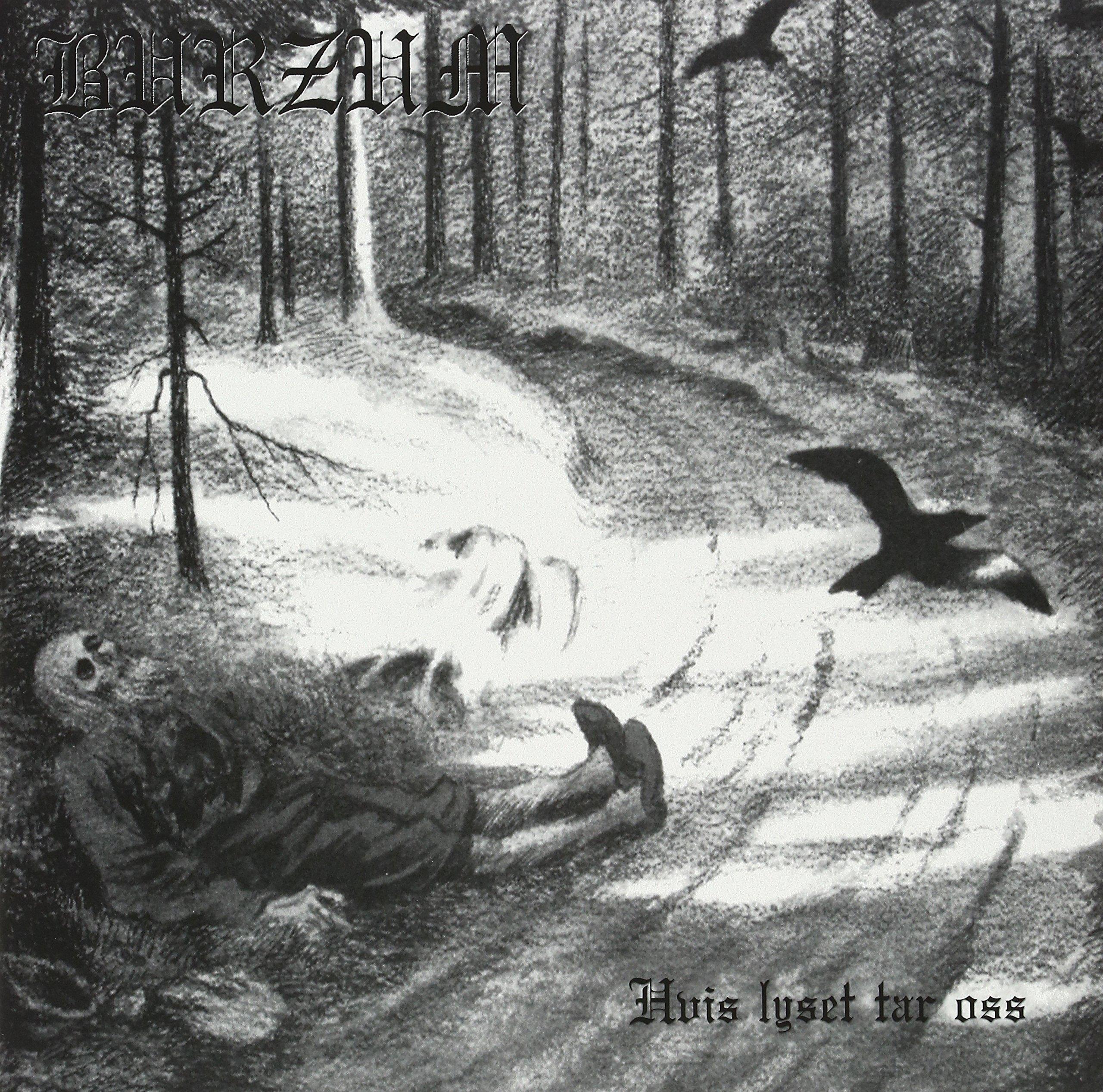 Hvis Lyset Tar Oss [Vinyl] by BACK ON BLACK.
