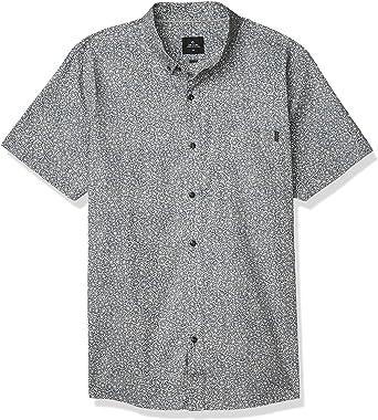 Rip Curl - Camisa de vestir para hombre - - Small: Amazon.es: Ropa y accesorios