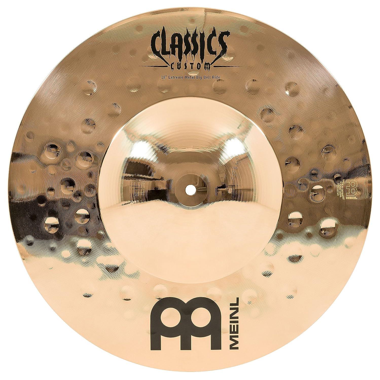 【新品】 MEINL Ride Cymbals CC18EMBBR-B マイネル Classics Custom 18