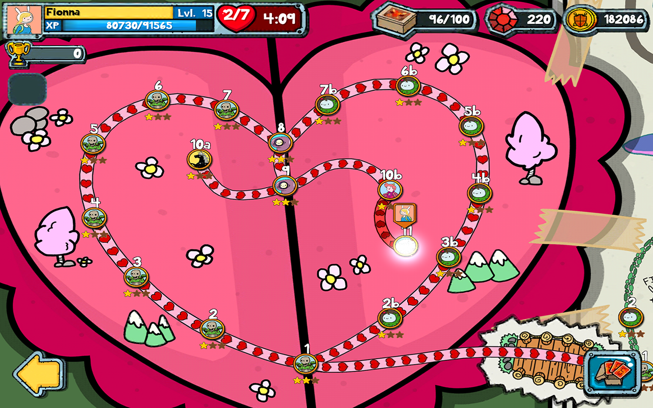 Download Card Wars - Adventure Time (MOD, coins) 1.11.0 ...
