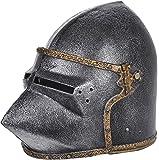 Casque de Chevalier Medieval. Jouet pour les enfants