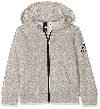 adidas Yb Logo FZ Hood Chaqueta 5a198f49c4c