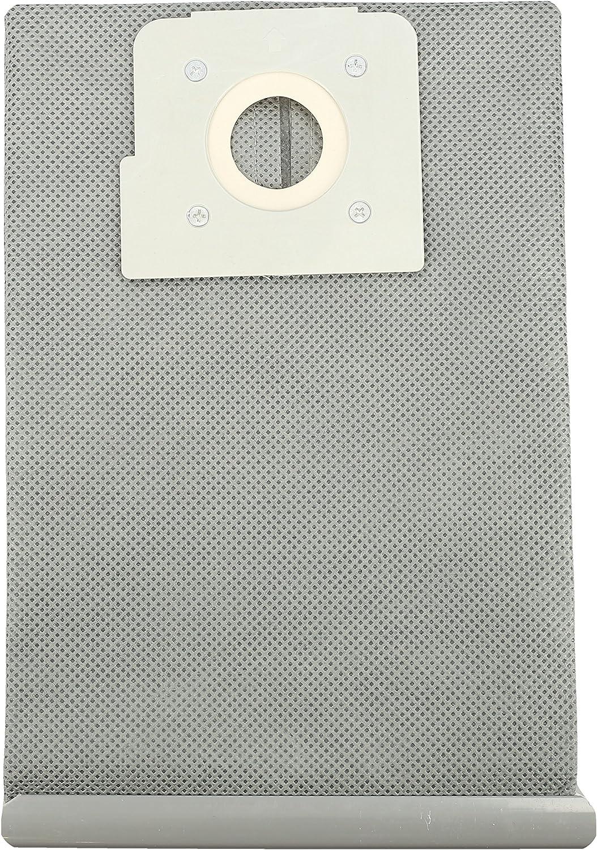 WESSPER® Bolsa de aspiradora reutilizable para Bluesky BVC 1600 (1 ...