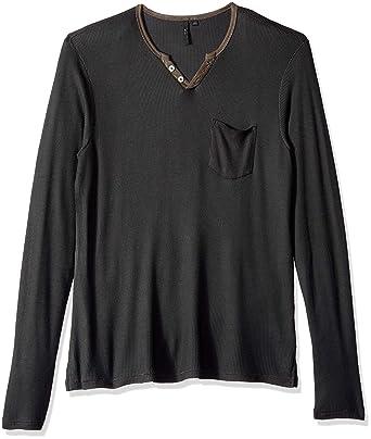 7e8326c2 Amazon.com: Joe's Jeans Men's Wintz L/S Thermal Henley: Clothing