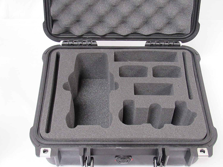Pelican Case 1400 inserto de espuma para DJI Mavic Drone Fly más espuma de Combo (solo): Amazon.es: Deportes y aire libre