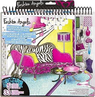 Interior design fashion angels 65