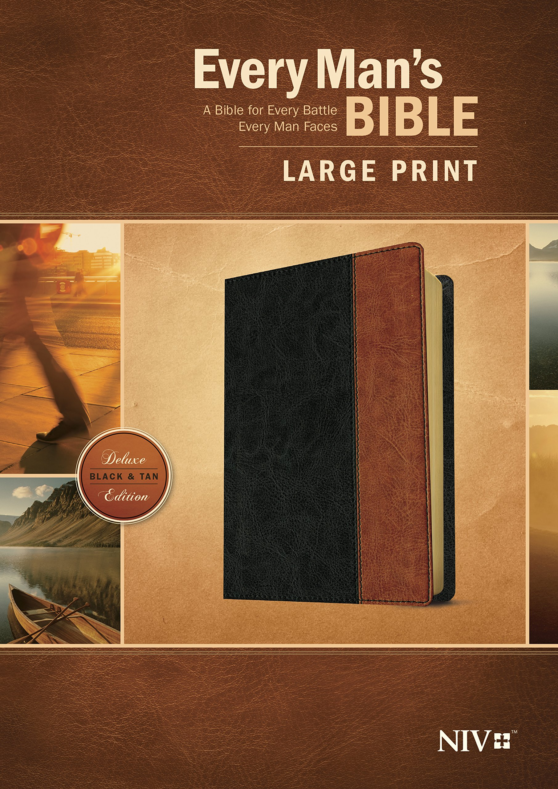 Download Every Man's Bible NIV, Tutone ebook