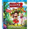 Cloudy with a Chance of Meatballs Two Disc Combo: 3D Blu-ray Movie Deals