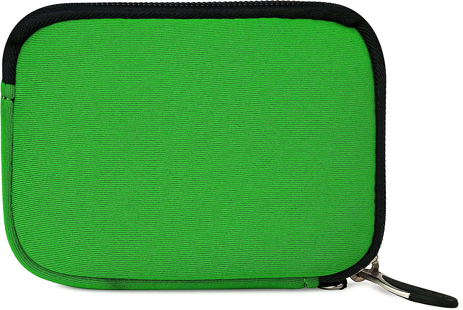 Green Black Trim Digital Cameras Typ112 and Screen Protector and Mini Tripod Stand VanGoddy Mini Glove Sleeve Pouch Case for Leica C LUX 3 Leica C V Lux 20