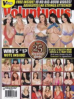 Score big boobs 40 plus magazine touching