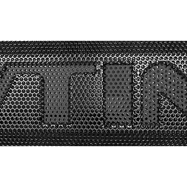 VTIN Punker Enceinte Portables Bluetooth, 30 Heure Haut-Parleur Extérieur Sans Fil avec Son Stéréo 20W Fort, IPX5 Imperméable,Crochet Détachable Haut-Parleur Portable 7