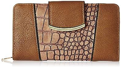 Alessia74 Women's Wallet (Tan)