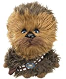 Jazwares - SW02366 - Star Wars - Peluche Medium Avec Son - Chewbacca