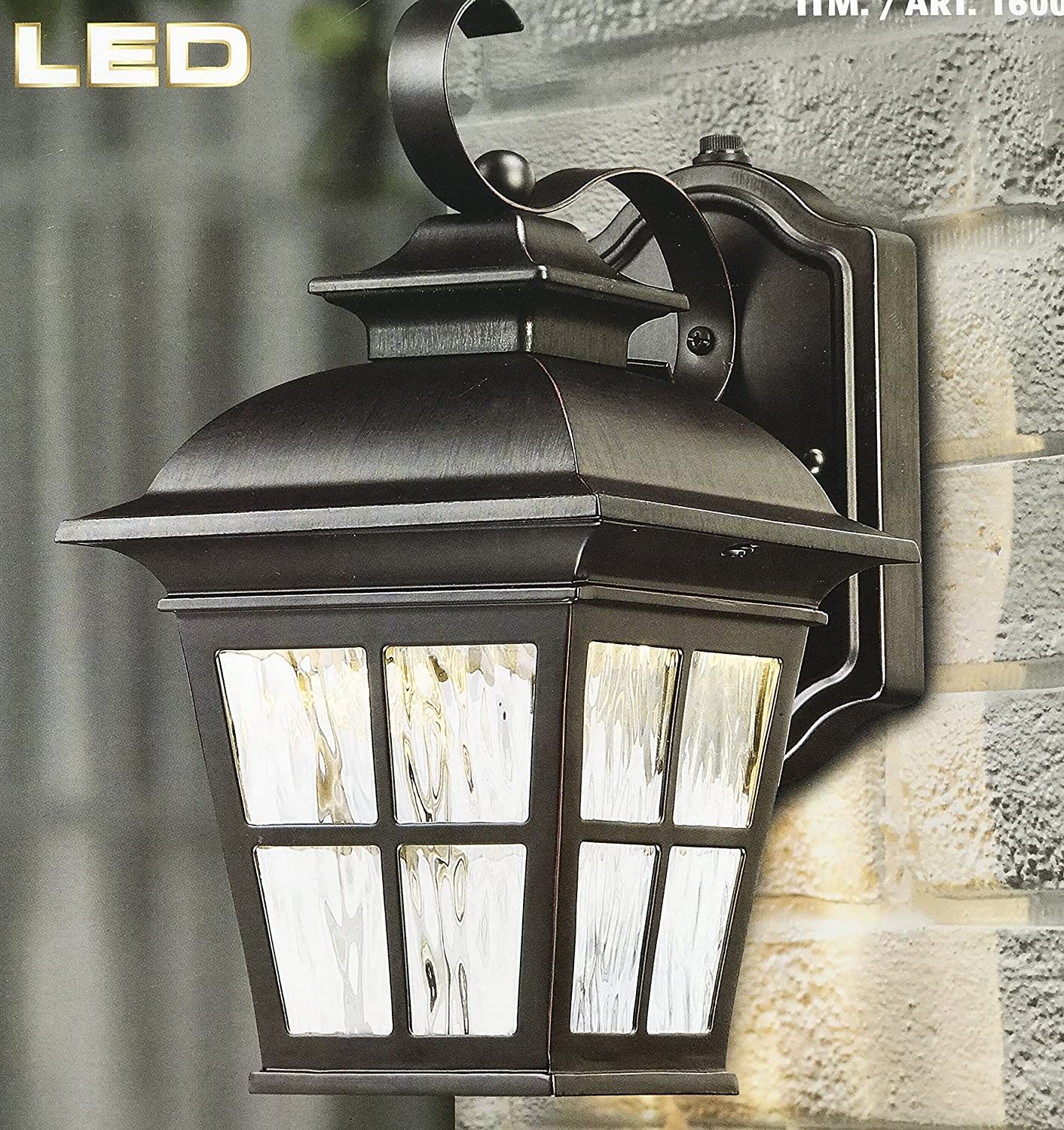 Altair Outdoor Energy Sevings LED Lantern & Altair Lighting Outdoor LED Lantern 3000 Kelvin LED Mini 5.5in ... azcodes.com