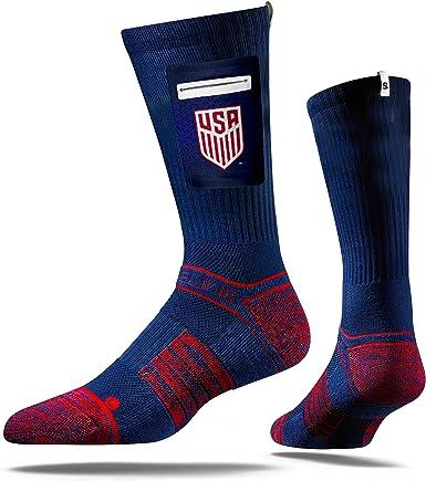 Strideline NCAA Premium Athletic Ankle Socks