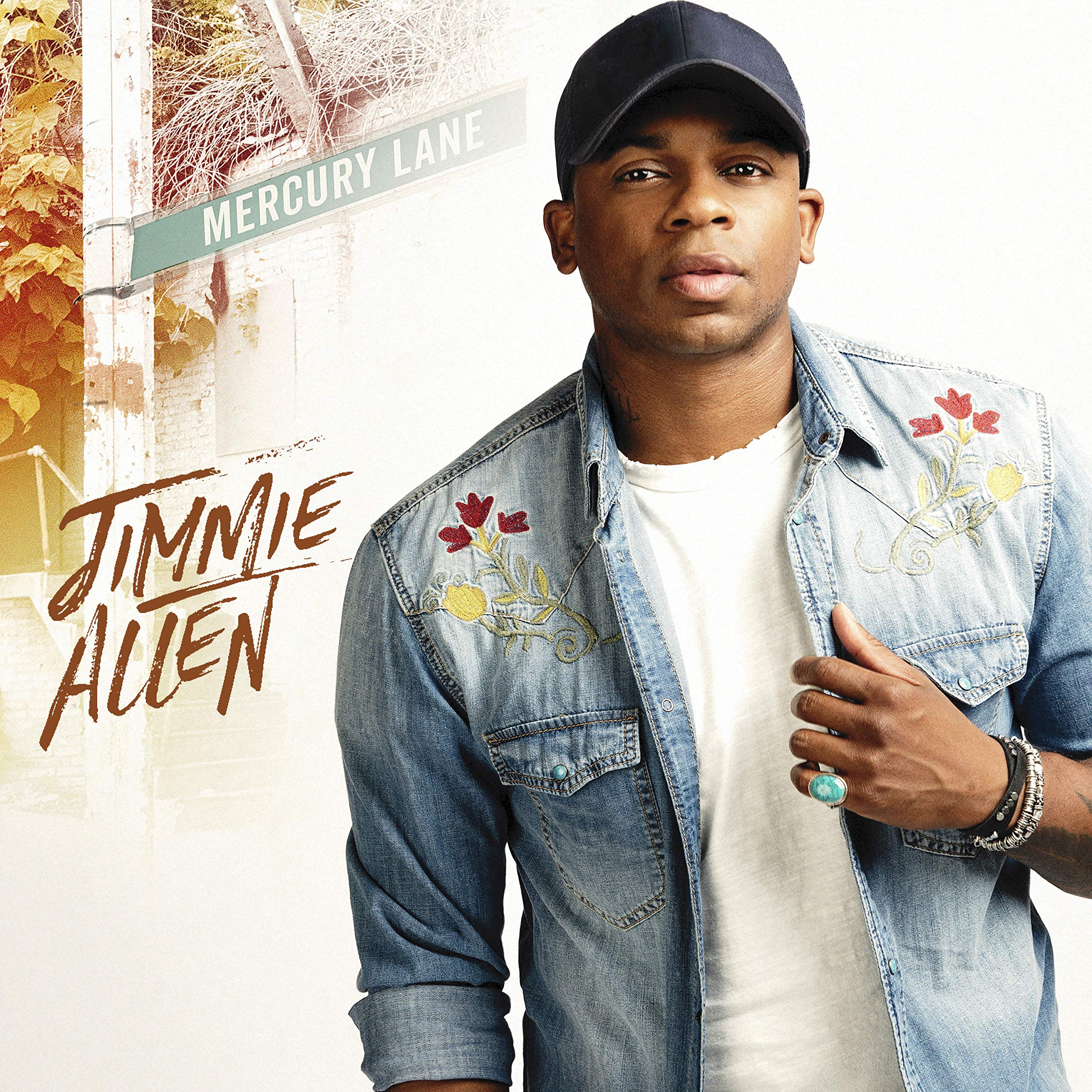 CD : Jimmie Allen - Mercury Lane (CD)