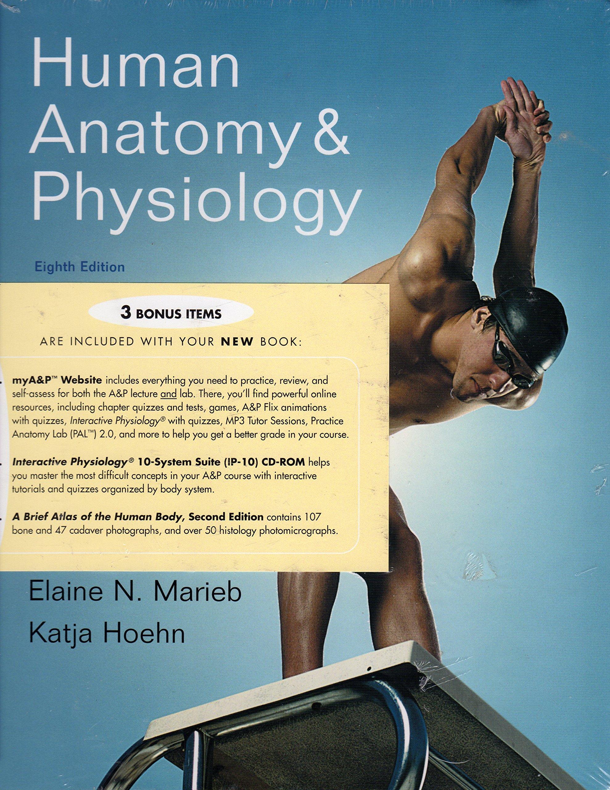 Human Anatomy & Physiology, 8th Edition, with Bonus Pack: MyA&P ...