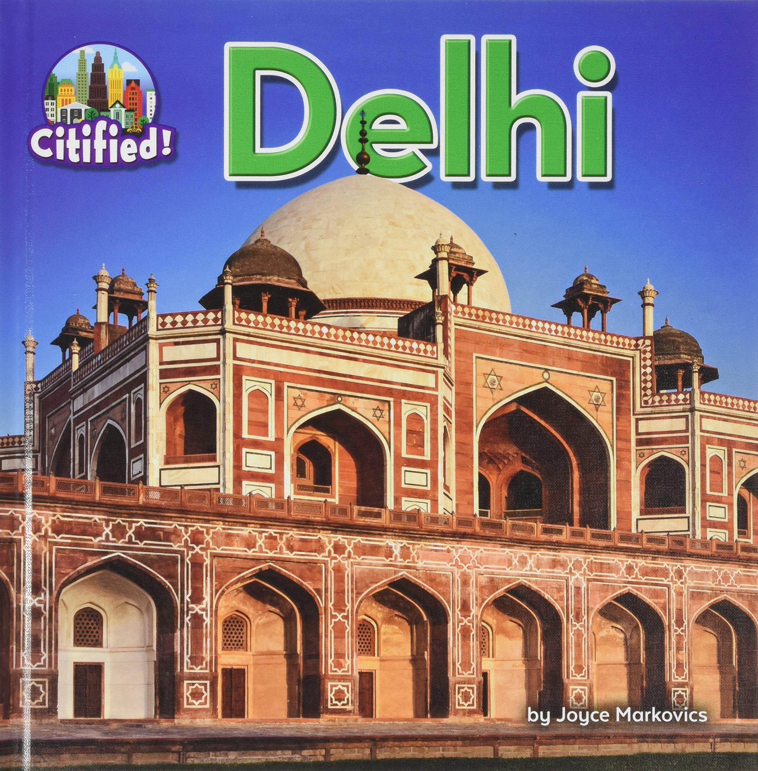 Download Delhi (Citified!) pdf