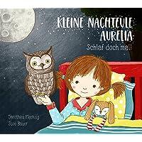 Kleine Nachteule Aurelia: Schlaf doch mal!