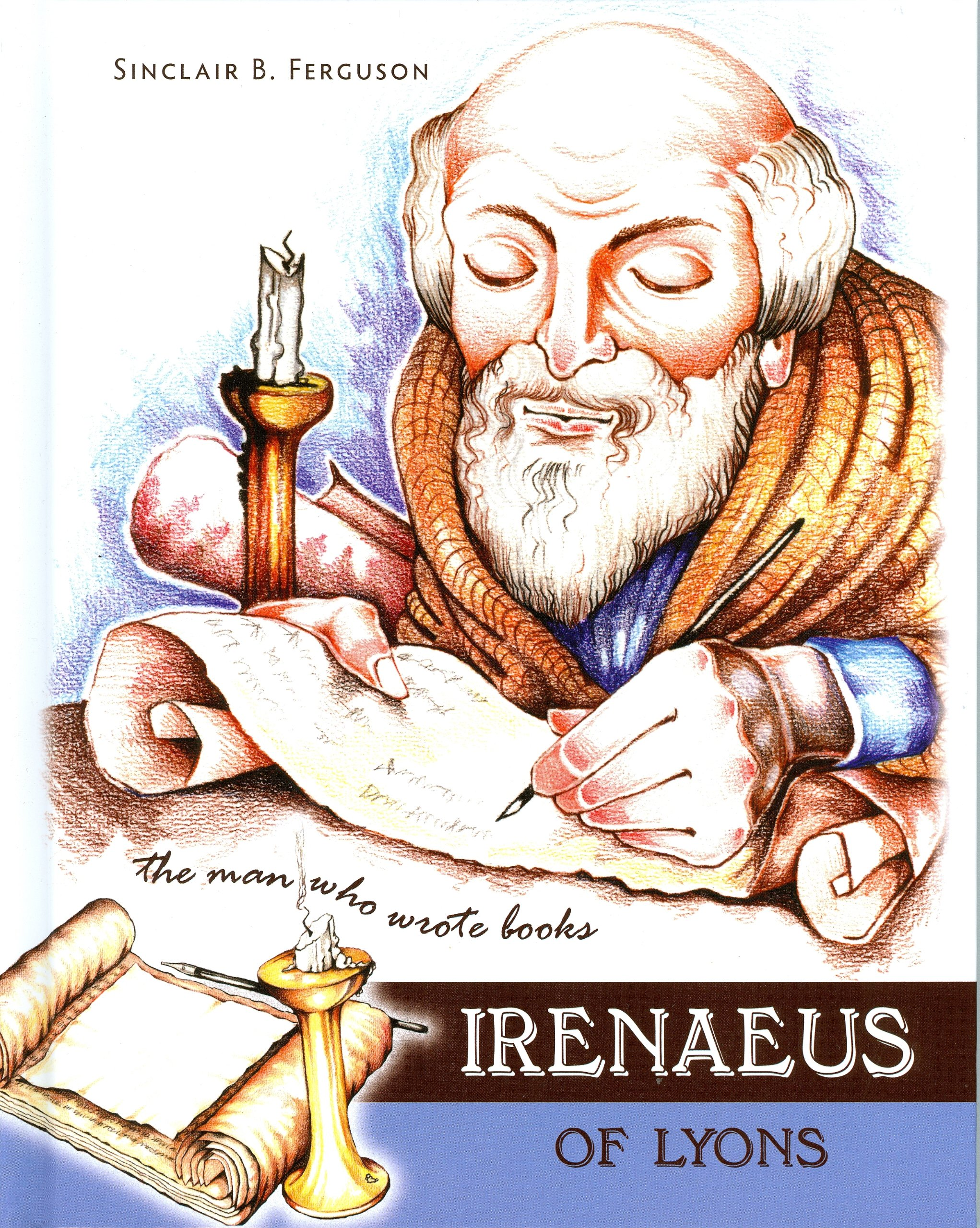 Irenaeus of Lyons (Heroes of the Faith) PDF