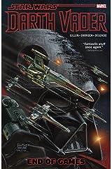Star Wars: Darth Vader Vol. 4: End of Games (Darth Vader (2015-2016)) Kindle Edition