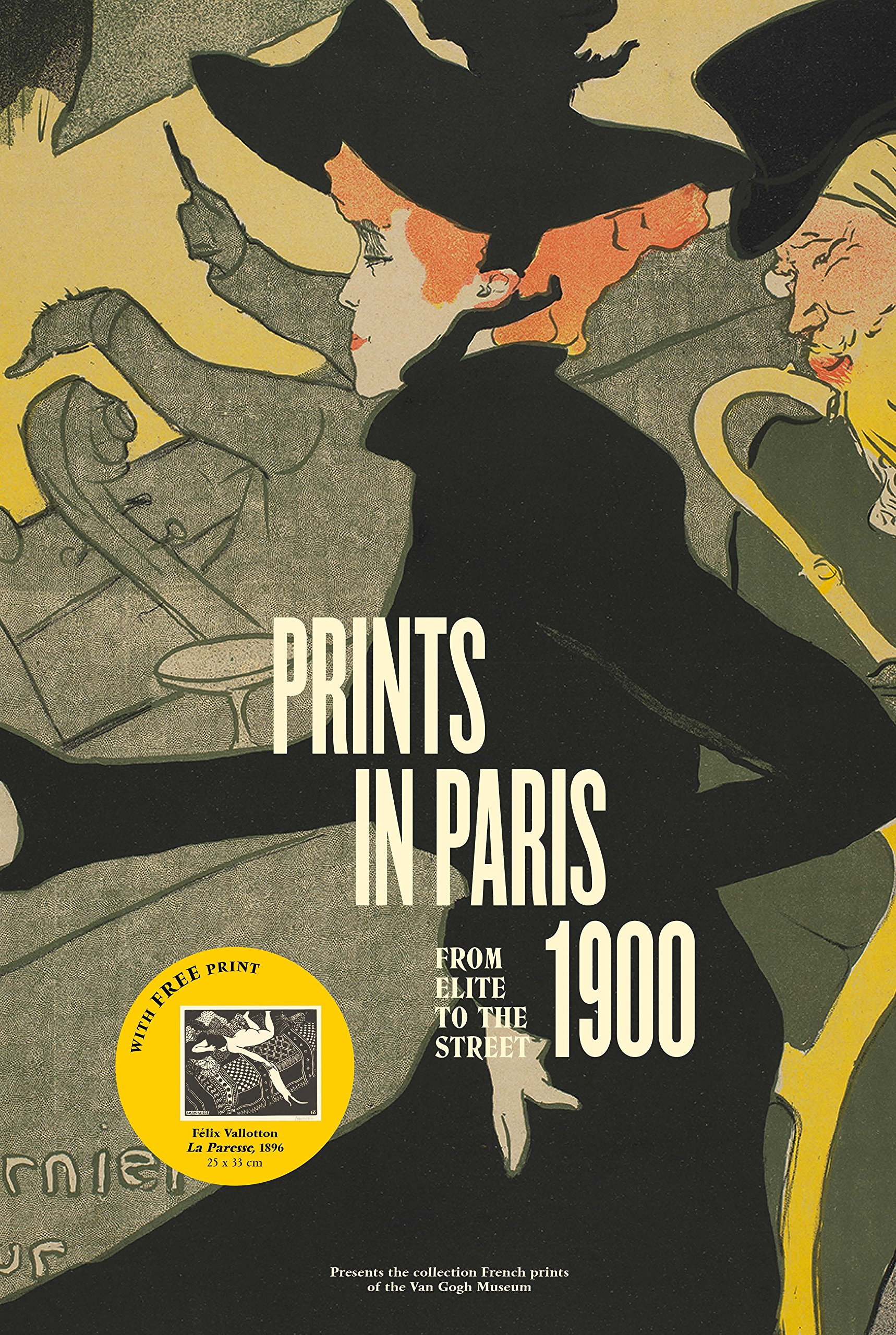 Prints in Paris, 1900: From Elite to the Street pdf