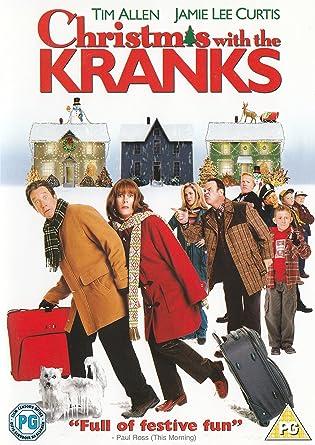 Christmas With The Kranks Dvd.Christmas With The Kranks Dvd 2004 2005 Amazon Co Uk