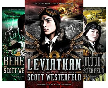 Leviathan (3 book series) Kindle Edition