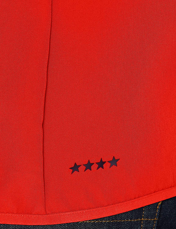 Invicta Herren Aperta Hopman Kapuzenpullover Rot (Rosso 3)